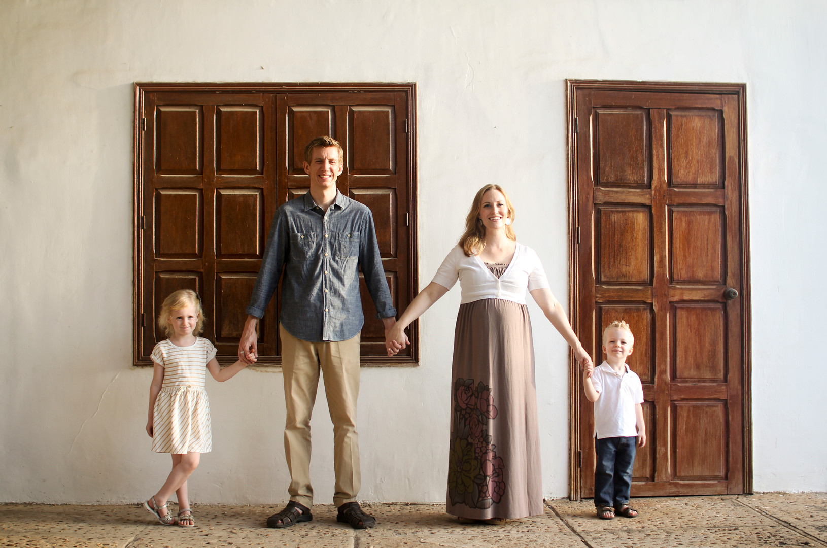 The Wells Family