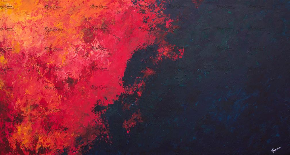 Acyrlic on Canvas. 150/80cm. SOLD.jpg