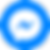 circle-social-facebook-messenger-logo-pn