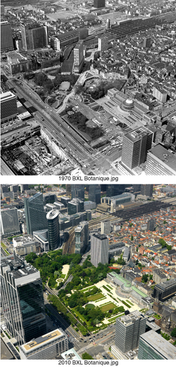 Brussels Botanique 1970-2010