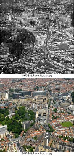 Brussels Jourdan 1970-2010