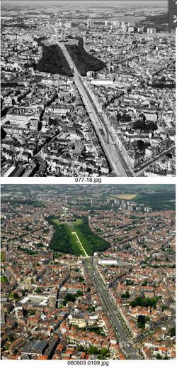 Brussels Basilique de Koekelberg 1970-20