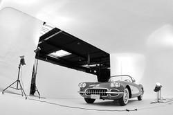 Ambiance Shooting Corvette C1