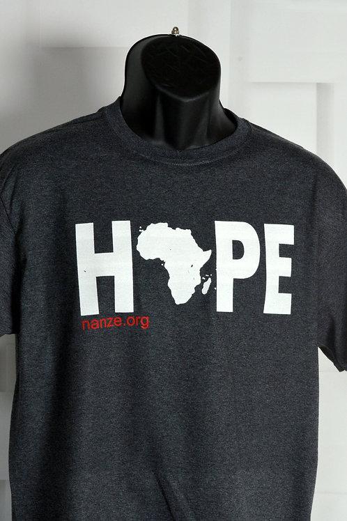 Hope, charcoal grey