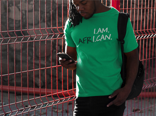 I AM I CAN (African)