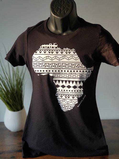 Pattern Africa Women's Tee