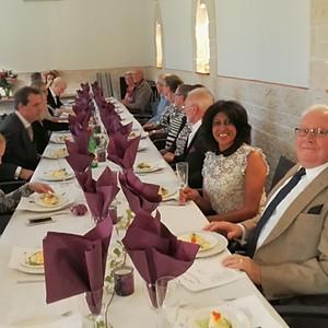 Lena's 70th Fundraising Dinenr