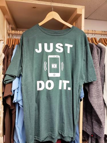 Men-T-Shirt-Just Do It