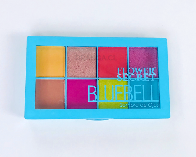 Paleta Bluebell - Flower Secret