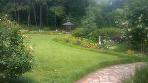 beatiful garden design