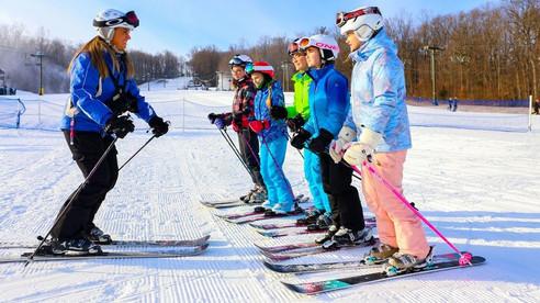 Elk Mountain Ski School