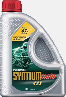 Petronas Syntium 4SX Semi-Synthetic 10W40 1L