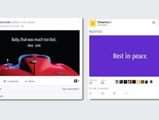 Social Media Showdown:  Chevrolet versus Cheerios
