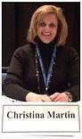 Christina Martin panelist