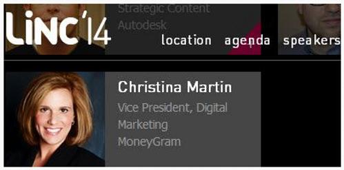 Christina Martin Lithium LiNC 2014