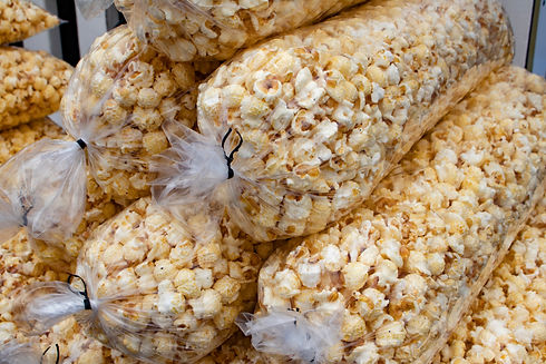 Large Bags of Kettle Corn Popcorn for Sa