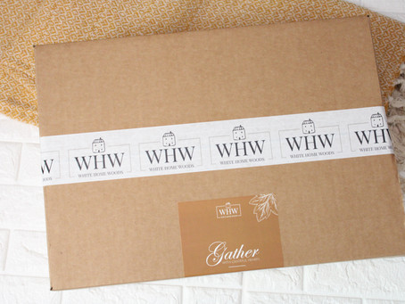 Our WHW Fall Homebox is finally here!