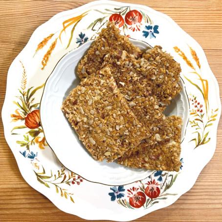 Seed Cracker Recipe