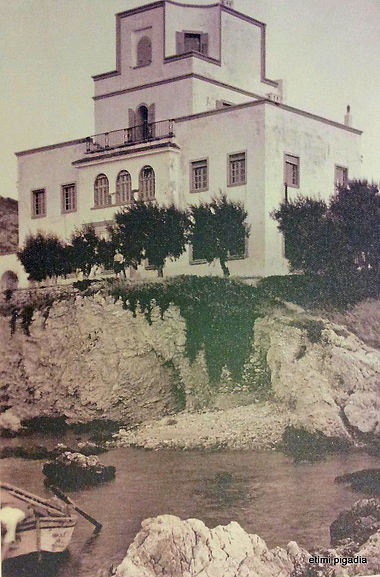 old image of karpathos province