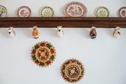 gorgona traditional livingroom art