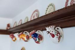 gorgona traditional art details