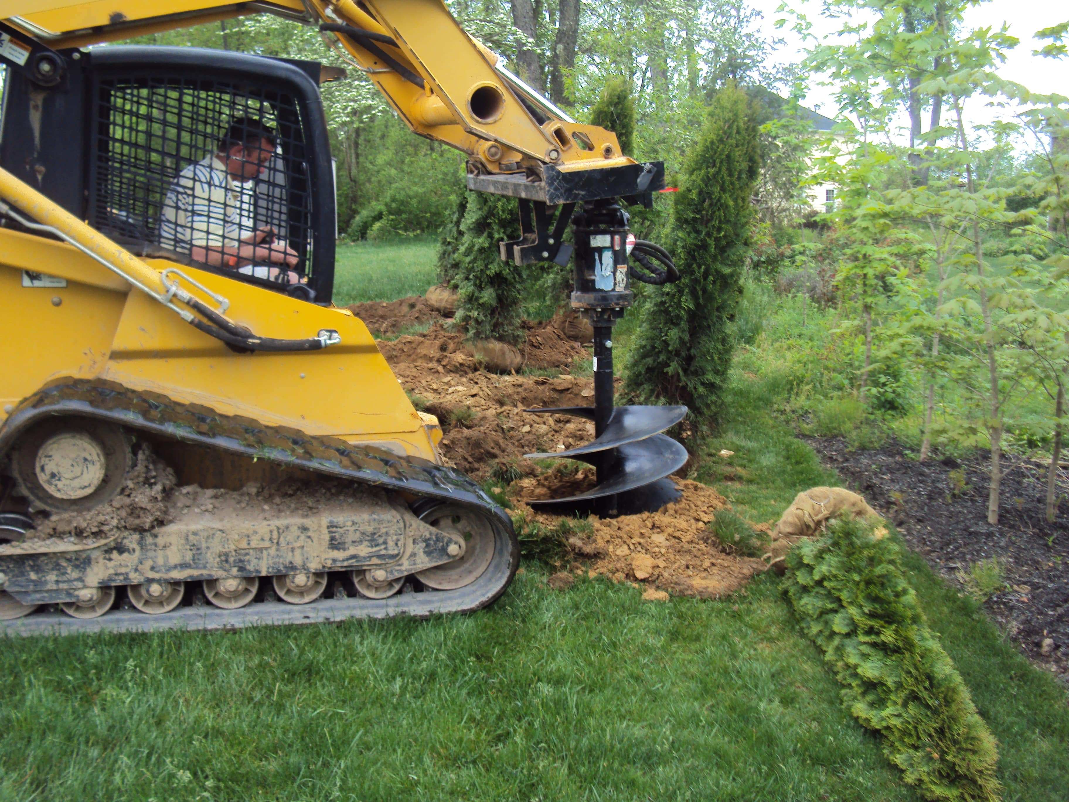 Landscaping Saxonburg Butler Mars