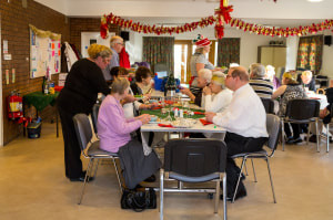 Monthly social for older people planned for weekend