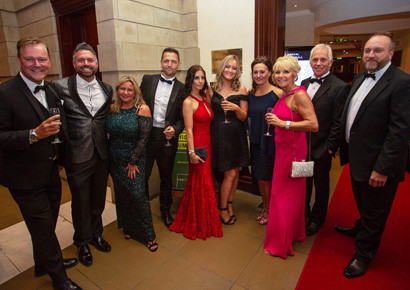 Sterling Services sponsor the CBFT Charity Ball