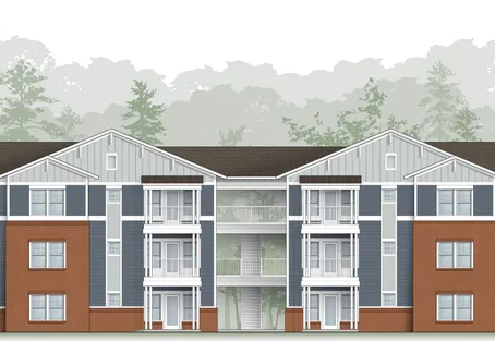 Pre-application process open for Carolina Ave. apartments