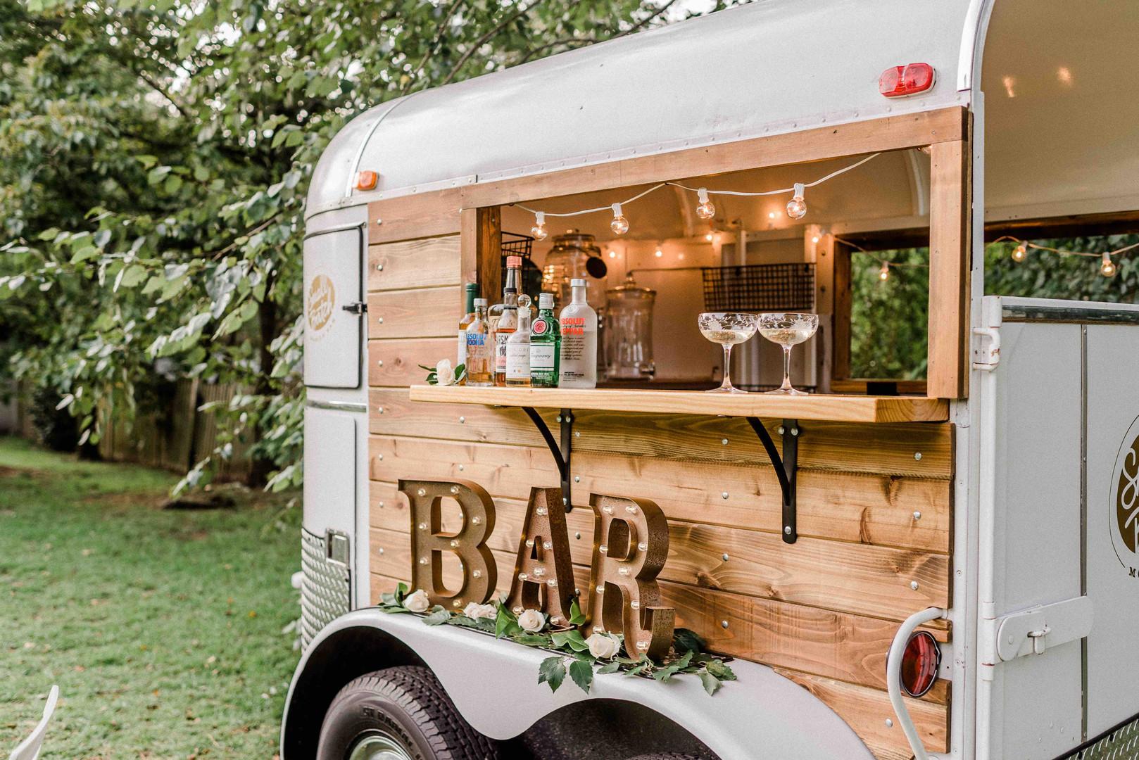 Small Batch Mobile Bar