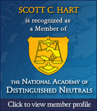 Congratulations to Scott C. Hart