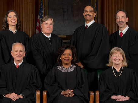 The Supreme Court of North Carolina Holds First Oral Arguments using Webex