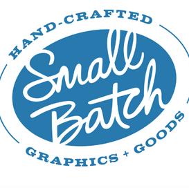Small Batch Graphics + Goods LOGO