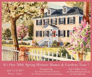 Sumrell Sugg to Sponsor Historic Homes & Gardens Tour