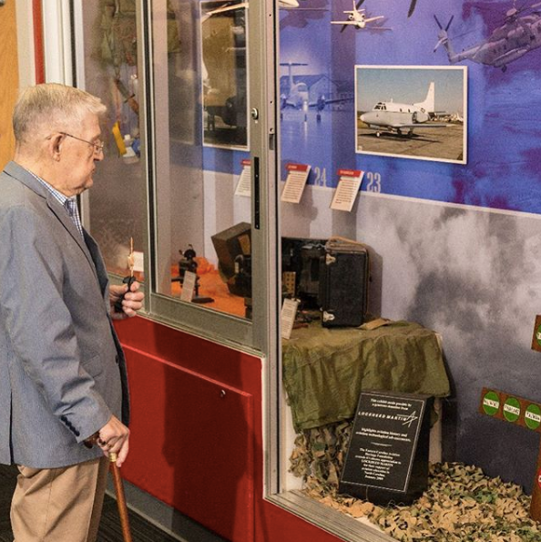 ECAHF Aviation Exhibit at Havelock Tourist & Event Center