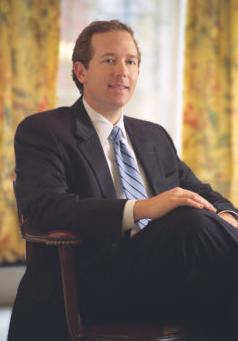 Dickerson Named Treasurer of Chamber