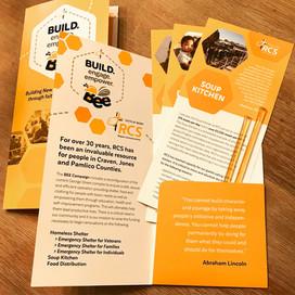 RCS BEE Campaign Materials