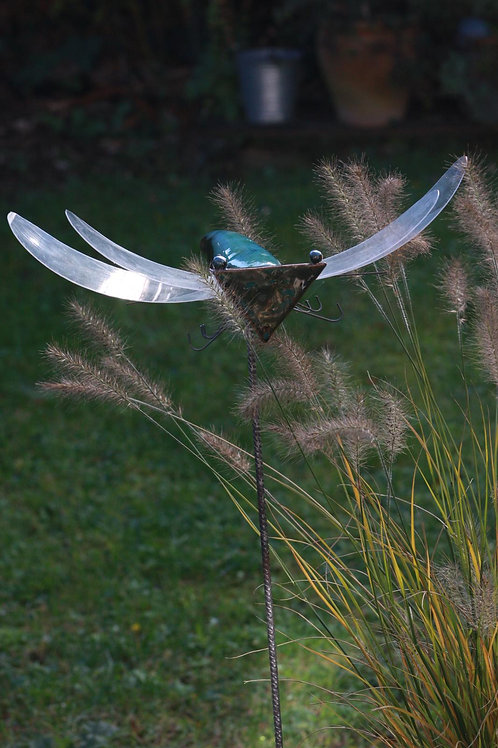 Flug Libelle