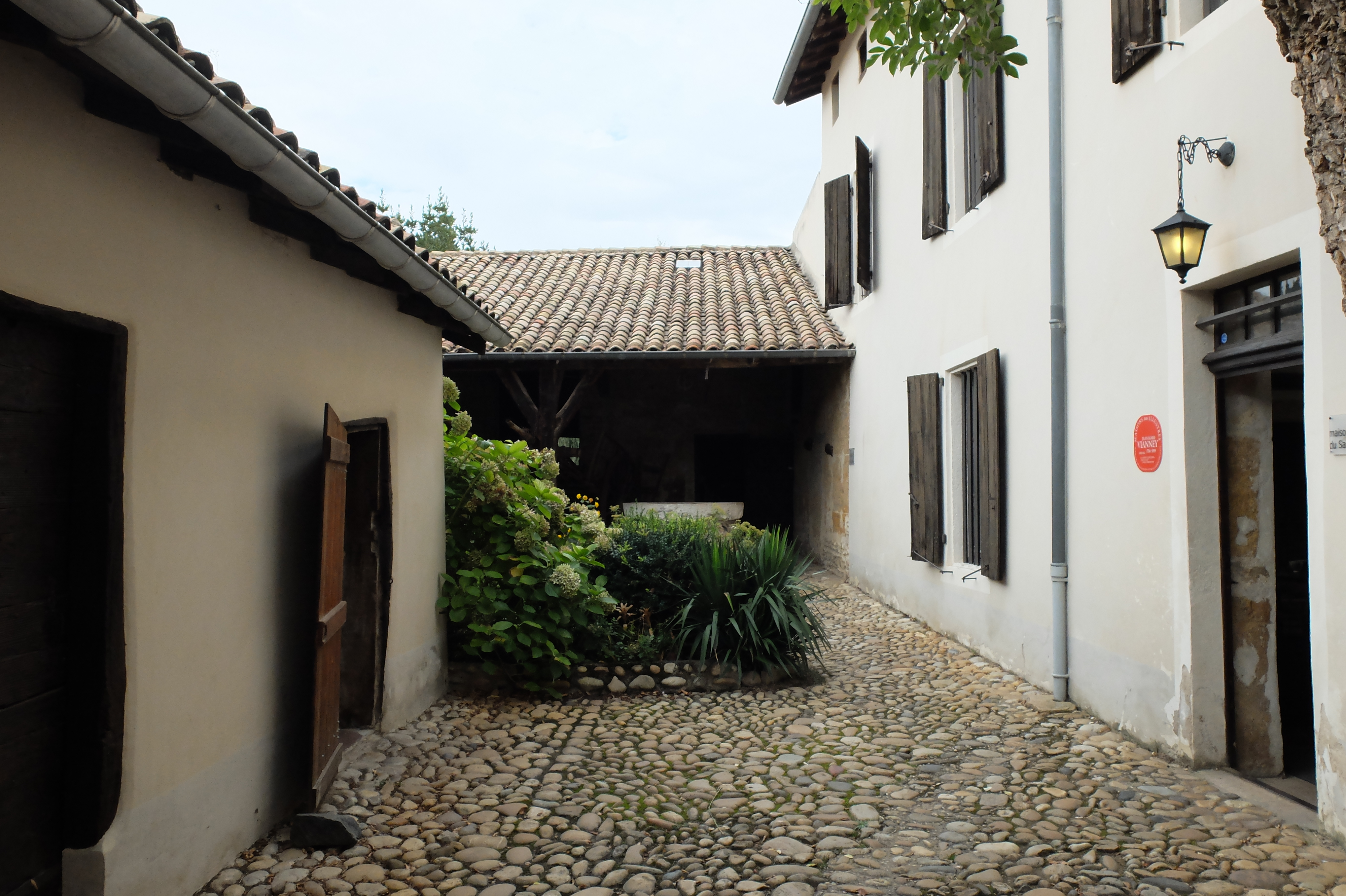 Maison du Saint Curé