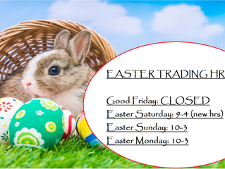 Easter sale temptations at OH!