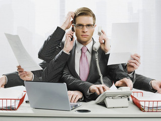 El secreto detrás de delegar tareas a terceros para los dueños de negocio...