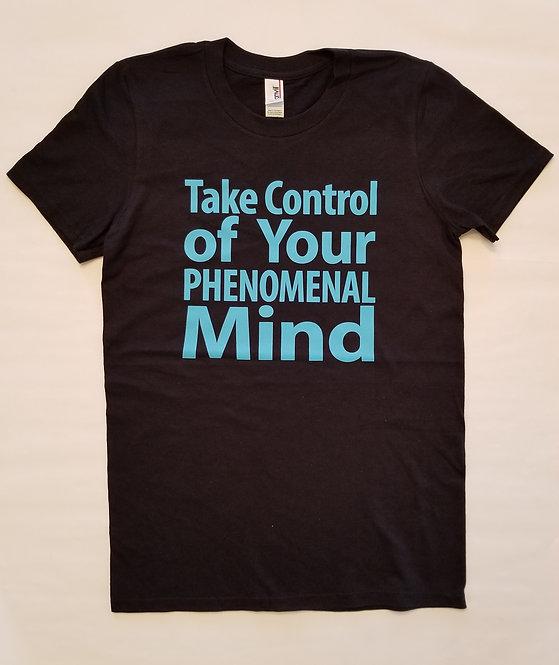 Take Control - Black