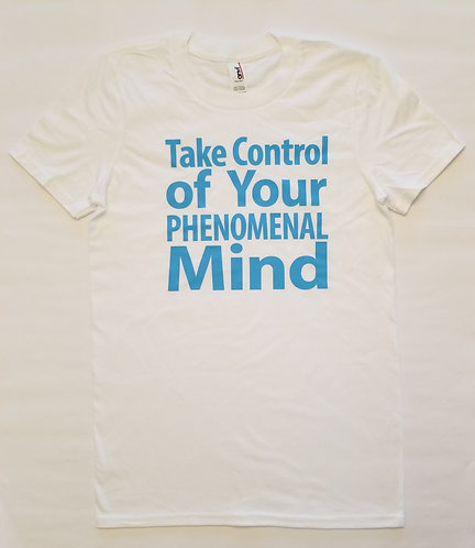Take Control - White
