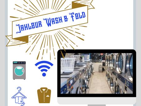 Business Highlight: Jahlour Wash & Fold