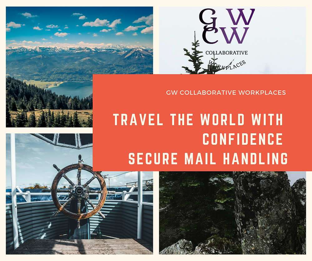GW Collaborative Workplaces - Travel the world and we'll handle your business image.