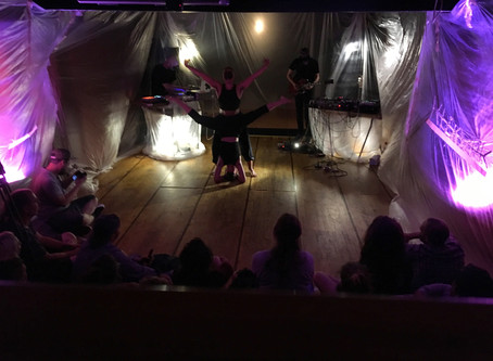 03/07 : Clckwrk - Performance de fin de résidence