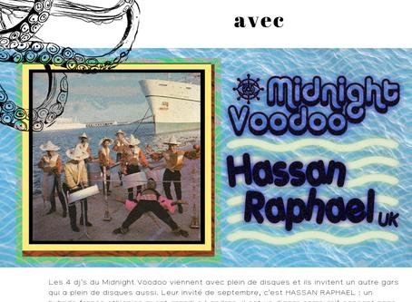 15/09 : L'Armande s'enjaille avec Midnight Voodoo !