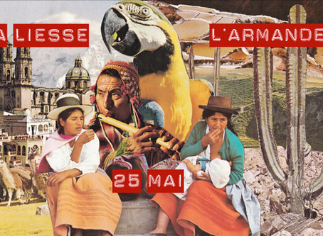 19/05 : Anda, La Liesse fait la Fiesta sur l'Armande
