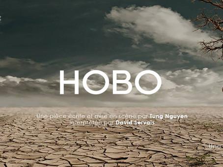 Jan, Fév, Mars 2019 : HOBO / Théâtre