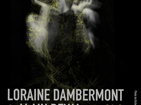 REPORTÉ : Loraine Dambermont et Alain Deval présentent SLO
